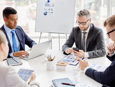 Sprachtraining on the job – Firmensprachkurse für Ihr Team